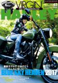 雑誌VIRGIN HARLEY
