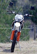 KTM フリーライド 350 写真