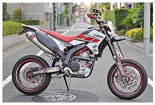 ヤマハ WR250X RIGHT VIEW