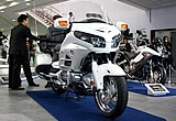 2011年市販予定二輪車をHondaウエルカムプラザ青山で公開