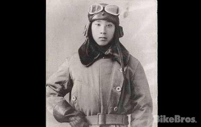 Yoshimura History #01: After surviving a fatal accident during his flight training, Hideo Yoshimura becomes the youngest flight engineer in Japanese history.