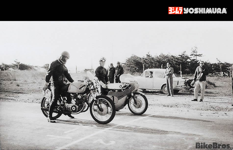 Yoshimura History #03: As the miraculous combination of Pop, Gannosu and the Honda Hawk nurtured young talents, Kyushu became the center of the national racing scene.